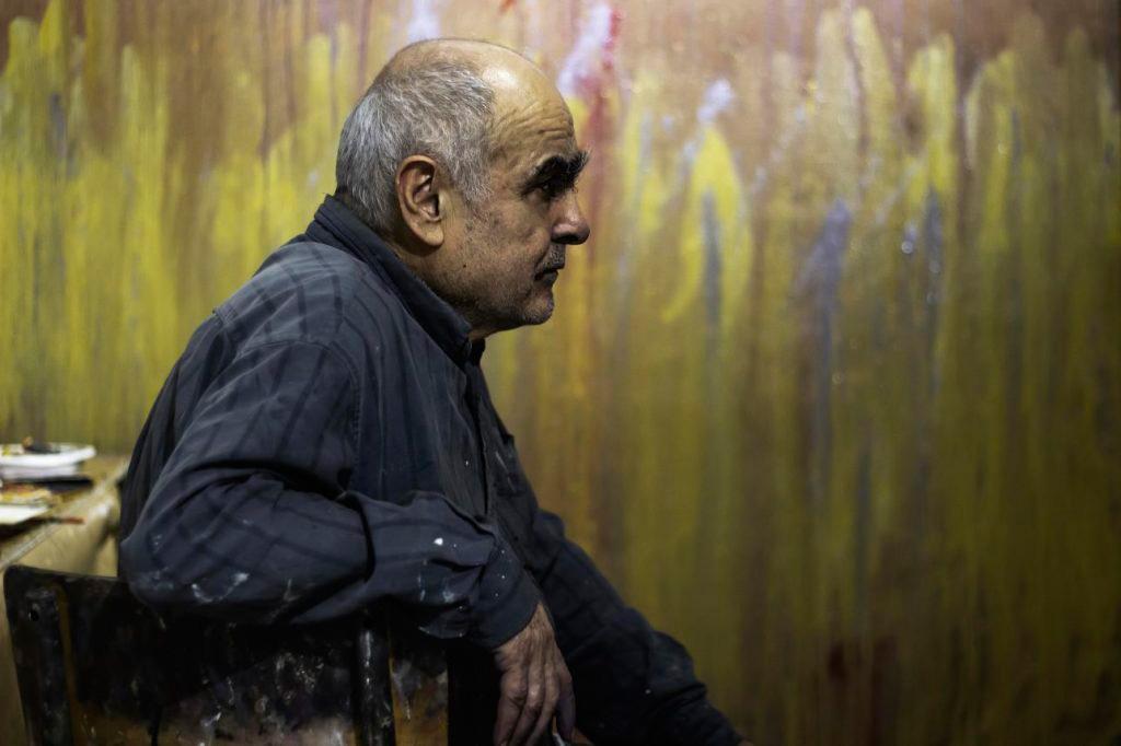 Portrait d'Ismail Yildirim.