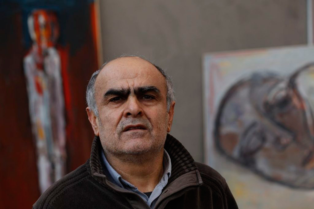 Ismail Yildirim, portrait. Photo © P. Cibille